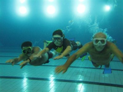 Training Olympia Apnea