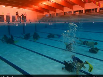 materiaaltraining lago olympia